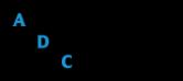 オーセント歯科クリニック ロゴ