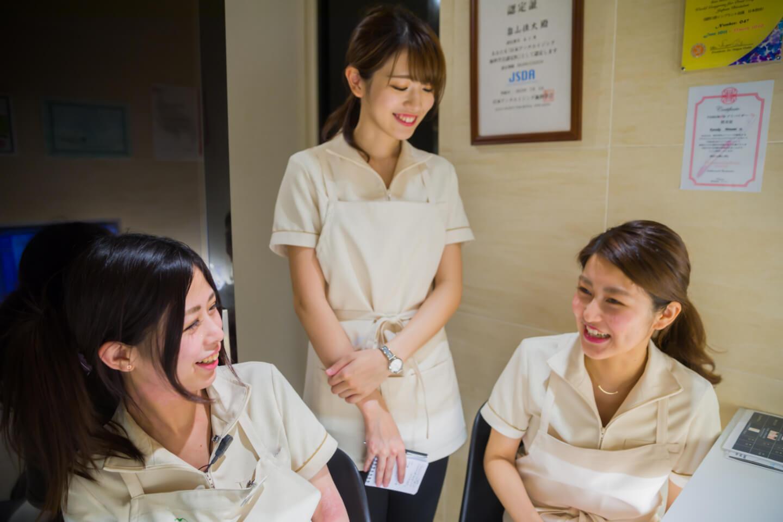 オーセント歯科クリニックの特徴 求人サイト